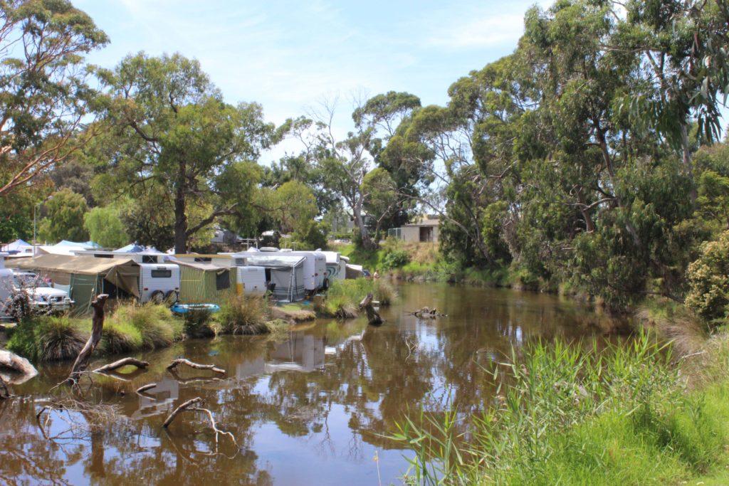 Erskine River Park - Lorne Foreshore Caravan Park